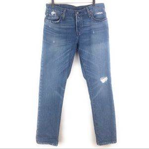 Levi's 501 CT Custom & Tapered Jeans Size 32